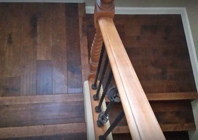 Stairways Area
