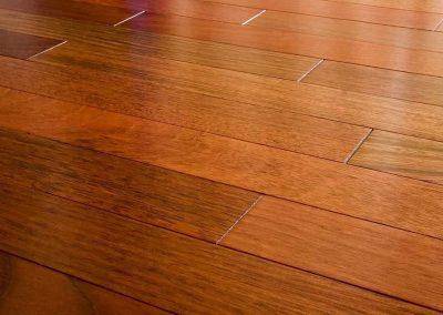 Wood flooring services