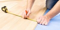Laminated Floor Measurement
